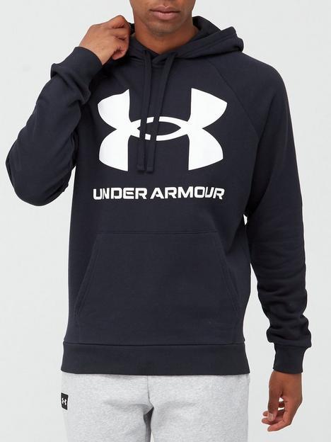 under-armour-rival-fleece-big-logo-hoodie-black