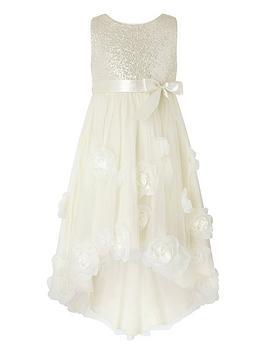 monsoon-girls-iced-roses-sequin-dress-gold
