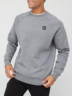 under-armour-rival-fleece-crew-sweatshirt-greywhitenbsp