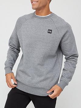 under-armour-rival-fleece-crew-sweatshirt-greywhitenbsp