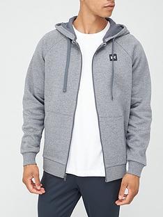 under-armour-rival-fleece-full-zip-hoodie-greywhite