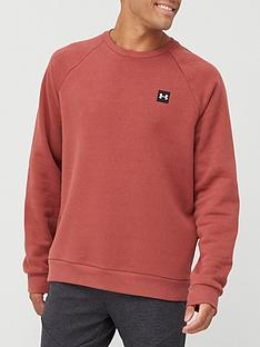 under-armour-rival-fleece-crew-sweatshirtnbsp-rednbsp