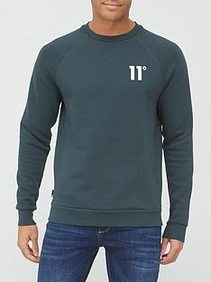 11-degrees-core-sweatshirt-dark-grey