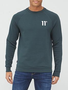 11-degrees-core-sweatshirt-dark-grey