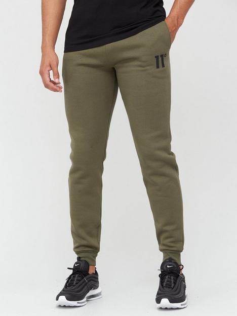 11-degrees-core-regular-fit-joggers-khaki