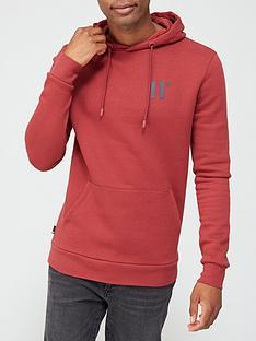 11-degrees-core-pullover-hoodie-rednbsp