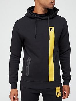11-degrees-topaz-pullover-hoodie-blacknbsp