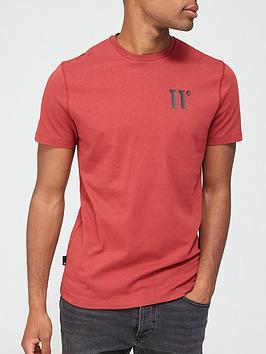 11-degrees-core-t-shirt-rednbsp