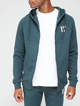 11-degrees-core-full-zip-hoodie-dark-greynbsp