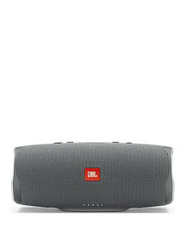 JBL Jbl Jbl Charge4, Portable Bluetooth Speaker With Rech. Battery, Water  ... Picture
