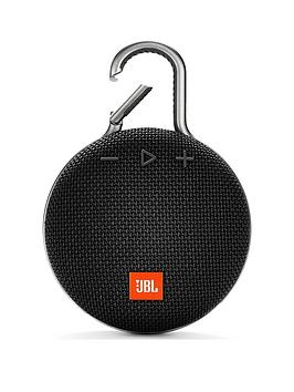 JBL  Jbl Jbl Clip3, Portable Bluetooth Speaker With Carabiner, Water Proof, Ipx7