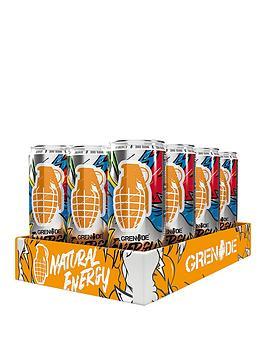 GRENADE Grenade Grenade Energy Rtd Energy Drink Original 330Ml (12 Pack) Picture