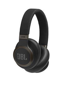 JBL Jbl Jbl Live650, Around-Ear Wireless Headphones, Active Nc, Universal  ... Picture