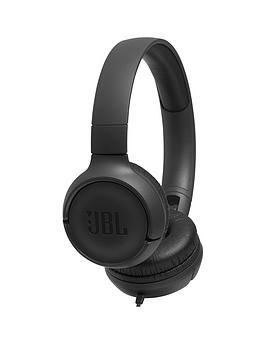 JBL Jbl Jbl Tune 500, On-Ear Wired Headphones, One-Button Universal  ... Picture