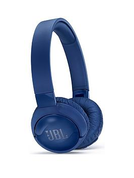 JBL Jbl T600Bt On-Ear Wireless Headphones, Bluetooth And Anc, On-Earcup  ... Picture