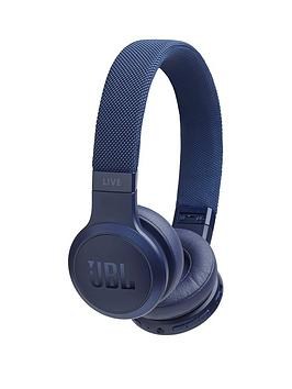 JBL Jbl Jbl Live400, On-Ear Wireless Headphones,Detachable Cable With  ... Picture