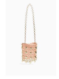 topshop-metal-shell-shoulder-bag-pink