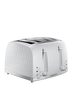 russell-hobbs-honeycomb-white-4-slot-toaster-26070