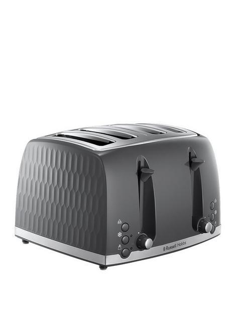 russell-hobbs-honeycomb-4-slice-grey-plastic-toaster-26073