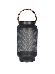 pacific-lifestyle-antique-black-metal-amp-glass-round-lantern