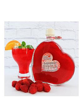 Very Sweet Little Glitter Bomb Razberry Ripple Gin Liqueur 50Cl Picture