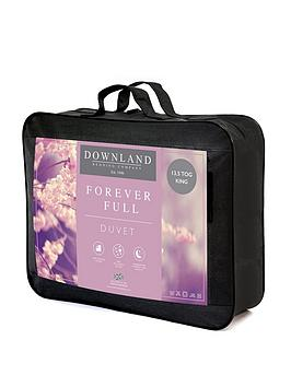 Downland Downland Forever Full 13.5 Tog King Size Duvet Picture