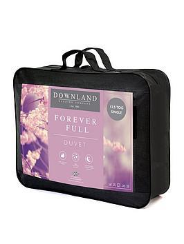 Downland Downland Forever Full 13.5 Tog Single Duvet Picture