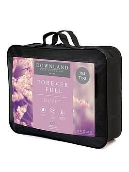 Downland Downland Forever Full 10.5 Tog Single Duvet Picture