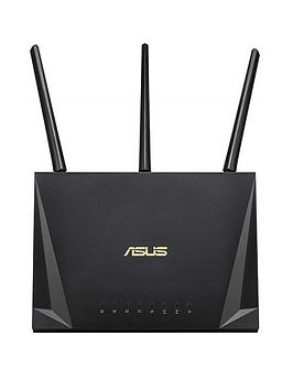 Asus   Rt-Ac85P Wifi 5 4 Gigabit Lan Work From Home Router