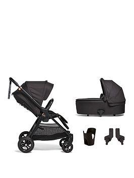 Mamas & Papas Mamas & Papas Pushchair - Flip Xt3 Starter Kit - Black/Copper Picture