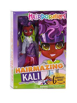 Very Hairdorables Hairmazing Fashion Doll Series 1 - Kali Picture