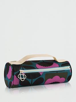 Orla Kiely Orla Kiely Orla Kiely Spring Bloom Pencil Case Cosmetic Bag Picture