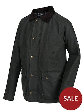regatta-country-wax-jacket-dark-khaki