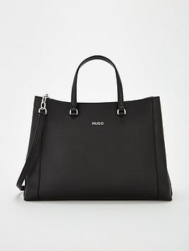 hugo-victoria-workbag-black