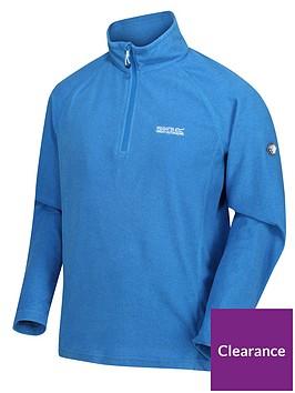 regatta-montes-fleece-blue