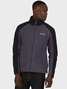 regatta-hedman-fleece-greyblack