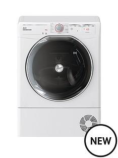 hoover-axi-atd-c10tkex-10kg-load-heat-pump-tumble-dryer-white-tinted-door