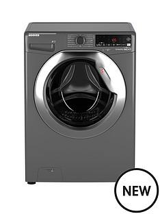 hoover-dynamic-next-dwoa413hlc3g-80-13kg-load-1400-spin-washing-machine-graphitechrome