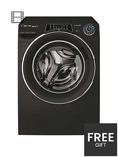 candy-rapido-ro1696dwhc7-9kg-load-1600-spin-washing-machine-blackchrome