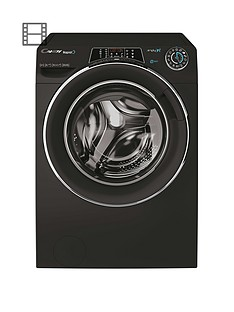 candy-rapido-ro1696dwhc7-9kg-load-1600-spin-washing-machine-blackchrome