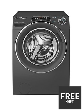 candy-prapidonbspro16106dwhc7g-80-10kg-load-1600-spin-washing-machine-graphitechromep