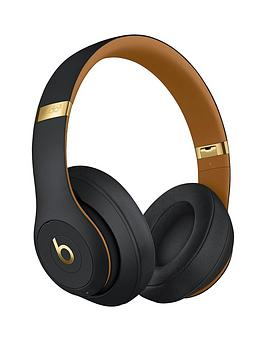 Beats By Dr Dre Studio3 Wireless Over-Ear Headphones - The Beats Skyline Collection - Midnight Black