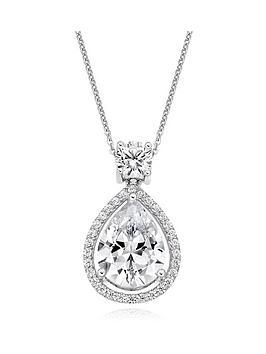 beaverbrooks-9ct-white-gold-cubic-zirconia-pear-drop-pendant