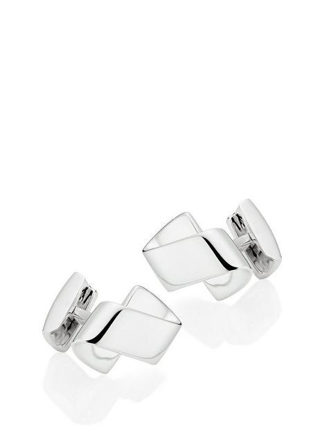 beaverbrooks-mens-silver-cufflinks