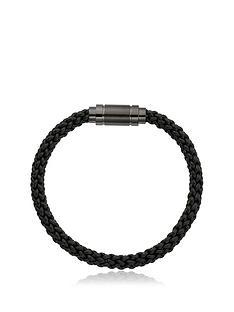 beaverbrooks-stainless-steelnbspleather-plait-mens-bracelet-black