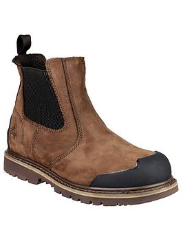 Very Amblers Safety 225 S3 Water Proof Boots Picture