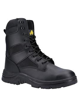 Very Amblers Safety 008 S3 Src Side Zip Boots Picture