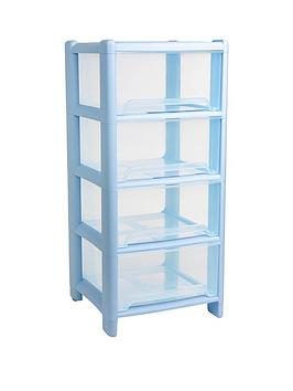 Wham Wham 4 Drawer Duck Egg Tower Picture