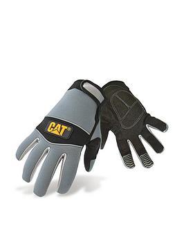CAT Cat 12213 Neoprene Comfort Fit Gloves - Grey Picture