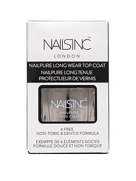 Nails Inc Nails Inc Nail Pure Top Coat Picture